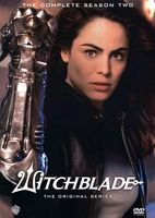 Witchblade movie poster (2001) picture MOV_8654e992