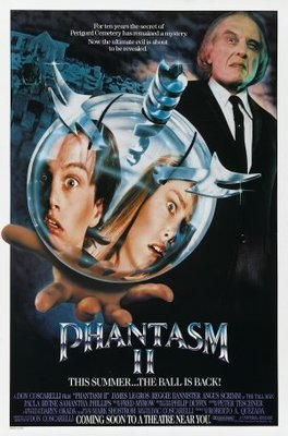 Phantasm II movie poster (1988) poster MOV_865bd121