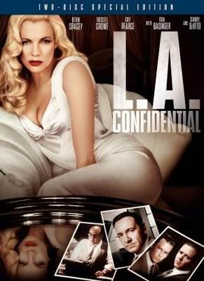 L.A. Confidential movie poster (1997) poster MOV_865de2f7