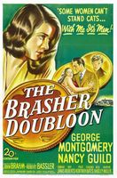 The Brasher Doubloon movie poster (1947) picture MOV_8675fe65