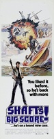 Shaft's Big Score! movie poster (1972) picture MOV_2aeb59dc