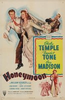 Honeymoon movie poster (1947) picture MOV_867af8ec