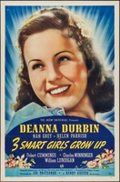 Three Smart Girls Grow Up movie poster (1939) picture MOV_86855687