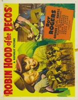 Robin Hood of the Pecos movie poster (1941) picture MOV_8687e89d