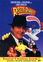 Who Framed Roger Rabbit movie poster (1988) picture MOV_8689436e