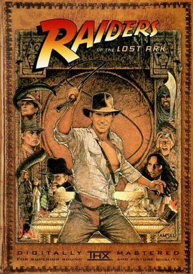 Raiders of the Lost Ark movie poster (1981) poster MOV_868c505c