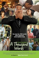 A Thousand Words movie poster (2012) picture MOV_868ef85c
