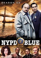NYPD Blue movie poster (1993) picture MOV_86945b96