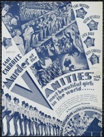 Murder at the Vanities movie poster (1934) picture MOV_86980df2