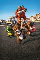 Over The Hedge movie poster (2006) picture MOV_8b51ecbe