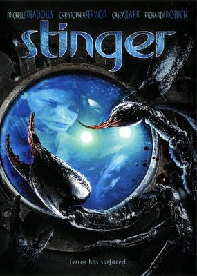 Stinger movie poster (2005) poster MOV_869d892a