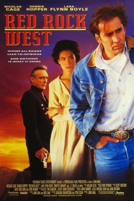 Red Rock West movie poster (1993) poster MOV_86a64296