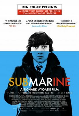Submarine movie poster (2010) poster MOV_86a7074f