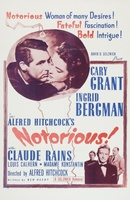 Notorious movie poster (1946) picture MOV_cdc39bfe
