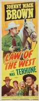 Law of the West movie poster (1949) picture MOV_86ac4ec7