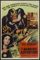 I Married Adventure movie poster (1940) picture MOV_86b0cb7d
