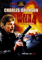 Death Wish 4: The Crackdown movie poster (1987) picture MOV_86b510bc