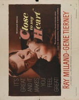 Close to My Heart movie poster (1951) picture MOV_86bb3f03