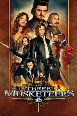The Three Musketeers movie poster (2011) poster MOV_86bbeaef