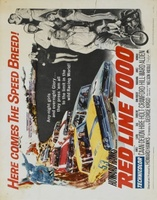 Red Line 7000 movie poster (1965) picture MOV_86befa74