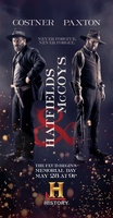 Hatfields & McCoys movie poster (2012) picture MOV_86c5a928