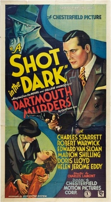 A Shot in the Dark movie poster (1935) poster MOV_86caaea8