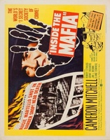 Inside the Mafia movie poster (1959) picture MOV_9f070e5d