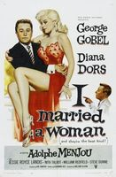 I Married a Woman movie poster (1958) picture MOV_86d2afd8