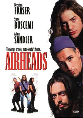 Airheads movie poster (1994) poster MOV_86d2bca7
