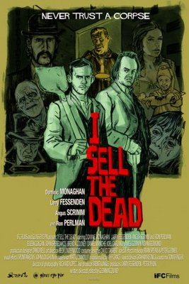 I Sell the Dead movie poster (2008) poster MOV_86d77fad