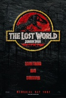 The Lost World: Jurassic Park movie poster (1997) picture MOV_86dec4c3