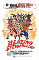 Blazing Stewardesses movie poster (1975) picture MOV_86e1793d