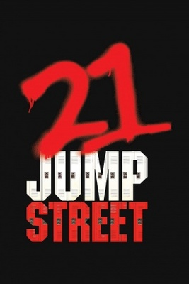 21 Jump Street movie poster (2012) poster MOV_86e902c9