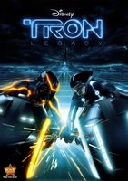 TRON: Legacy movie poster (2010) picture MOV_86e9159b