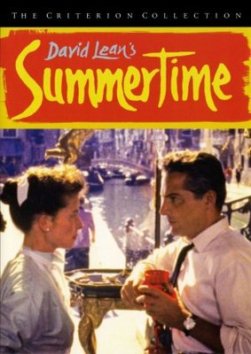 Summertime movie poster (1955) poster MOV_86f2cb4c