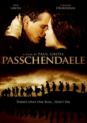 Passchendaele movie poster (2008) poster MOV_86f2df39