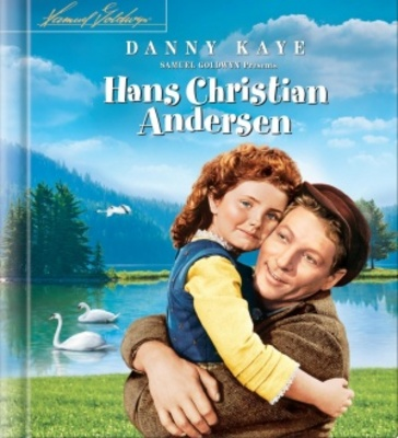 Hans Christian Andersen movie poster (1952) poster MOV_86f4e5c4