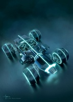 TRON: Legacy movie poster (2010) picture MOV_86f952dd
