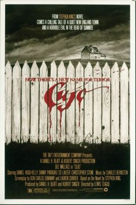 Cujo movie poster (1983) poster MOV_86faca69