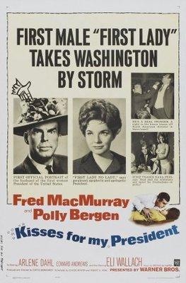 Kisses for My President movie poster (1964) poster MOV_86fbd268