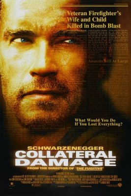 Collateral Damage movie poster (2002) poster MOV_86fe5212