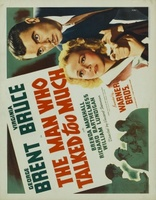 The Man Who Talked Too Much movie poster (1940) picture MOV_87021f04