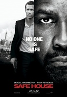 Safe House movie poster (2012) picture MOV_87053ddb
