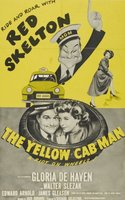 The Yellow Cab Man movie poster (1950) picture MOV_8709d272