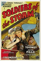 Soldiers of the Storm movie poster (1933) picture MOV_870c26f9