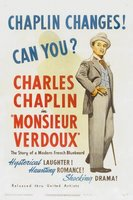 Monsieur Verdoux movie poster (1947) picture MOV_3ade1b4a