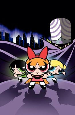 The Powerpuff Girls movie poster (2002) poster MOV_870eef90