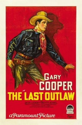 The Last Outlaw movie poster (1927) poster MOV_8714d761
