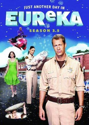 Eureka movie poster (2006) poster MOV_87151796