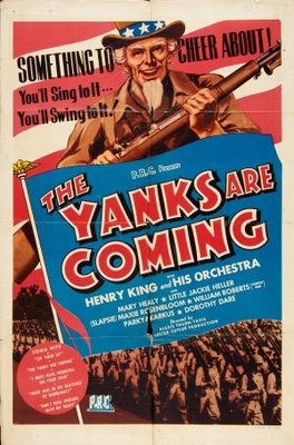 The Yanks Are Coming movie poster (1942) poster MOV_87160499